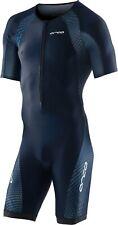 Orca Core Aero Race Mens Tri Suit - Blue