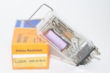 Siemens Rundrelais im Telegraphen Relais Gehäuse, V23006-C2019-A061, NOS