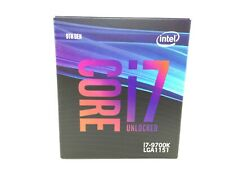 Intel Core i7-9700K Processor 8 Cores LGA 1151 Unlocked BX80684I79700K - New