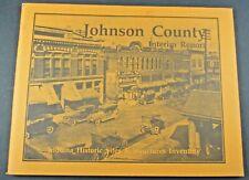 Johnson County Indiana Interim Report Greenwood Franklin Trafalgar Edinburgh