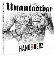 UNANTASTBAR - HAND AUFS HERZ  CD NEU