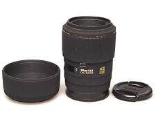 SIGMA EX Macro DG 105mm f2.8 F. Canon