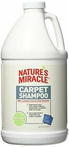 Nature's Miracle Deep Cleaning Pet Stain and Odor Carpet Shampoo - 64oz