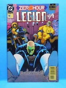 L.E.G.I.O.N. '94 #70 of 70 1989-1994 DC Uncertified See also LOBO & R.E.B.E.L.S.