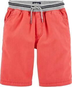 Oshkosh B'Gosh Boys Pull-On Shorts