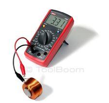 Uni T Ut603 Lcr Meter Inductance Capacitance Resistance Transistor Diode Tester