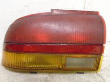 93 94 95 Saturn S Serie Sedan Left Side Rear Tail Light Brake Lamp NICE OEM