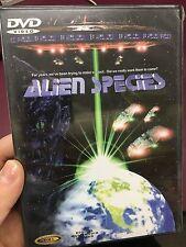 Alien Species brand NEW/sealed region 1 DVD (1996 sci-fi movie) rare