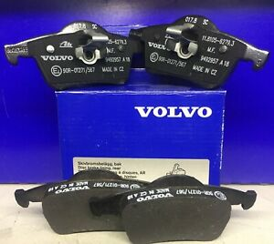 Volvo rear Brake Pads S80/S60/V70 YEARS 2001-2007 30648382