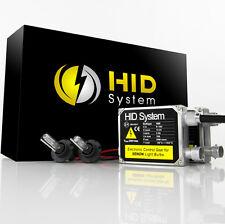 HID System 55w HID Conversion Kit H4 H11 H13 9003 9005 9006 6K 5K Hi-Lo Bi-Xenon