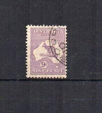 Australia 1929-30 9d Kangaroo FU CDS