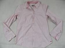ESPRIT schöne rosa gestreifte Bluse Gr. XL TOP RS1118