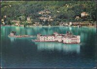 AA5610 Verbania - Provincia - Cannero Riviera - I Castelli - Cartolina postale