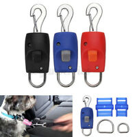 Professional Magnetic Dog Pet Collar Buckle Set Lead Automatic Connector   K