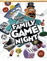 Hasbro Family Game Night Xbox 360 Kids Games 7 In 1 Sorry/scrabble/battleship