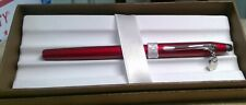 CROSS Sentiment Fountain Pen love red medium  Nib very rare new in box