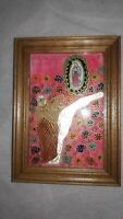 Mexican Folk Art Manuel Baumen Funky Mexicano, Luchcha Libre & Virgin Mary