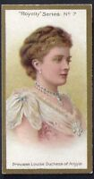TADDY-ROYALTY SERIES-#07- PRINCESS LOUISE DUCHESS OF ARGYLE