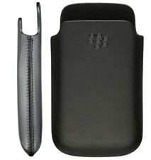 Original Blackberry hdw-31228-002 Bold 9700 9780 Bolsillo Funda Negro