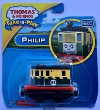 Thomas & Friends Take Play Railway Portable Sodor Philip A6 Boxcab 68 Diesel