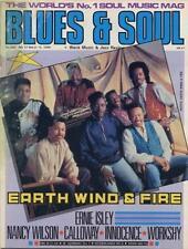 Earth Wind Fire Ernie Isley Nancy Wilson Calloway Innocence Workshy Magazine
