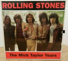 Rolling Stones the Mick Taylor Years 1994 UK Ltd Edition Box 4CDs 061120DBT