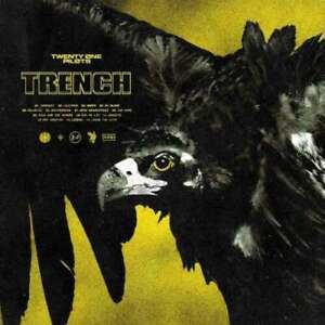 TWENTY ONE PILOTS TRENCH CD NEW SEALED JUMPSUIT MY BLOOD MORPH THE HYPE 21