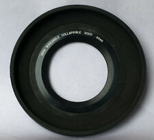 Hoya 49mm wideangle lens hood.