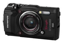 Olympus Stylus Tough Tg-5 Digital Camera Black 12mp Waterproof