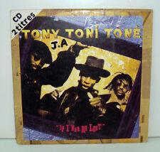 CD 2 TITRES - TONY TONI TONE IF I HAD NO LOOT