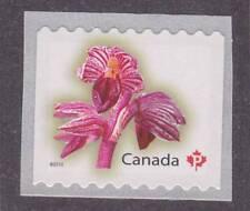 Canada 2010 Flower Definitive #2361 - cut from roll - unused