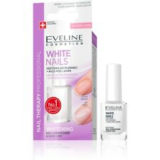 EVELINE NAIL SOS THERAPY 3 IN 1 INSTANTLY WHITER NAILS - NAIL WHITENER 12ML. NEW