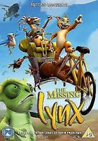 The Missing Lince DVD Nuevo DVD (OMG1026)