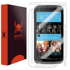 Skinomi TechSkin - Clear Full Body Skin & Screen Protector for HTC Desire 526
