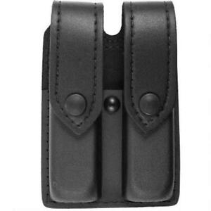 Safariland 77-283-13PBL Black STX Tactical Black Double Mag Pouch For Glock 19