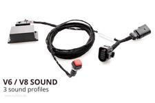 Sound BOOSTER Pro per Golf 7 VII GTD MOTORE rumore produttori Kufatec 40626