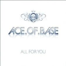 "ACE OF BASE ""ALL FOR YOU"" CD 2 TRACK SINGLE NEW+"