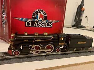 390e Locomotive Tender Set - Just Serviced Works Great - Lionel Classics 6-13100