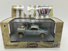 NEW M2 Machines Raw Super Chase 1 of 250 WW Gassers 1966 Ford Mustang R51 20-01