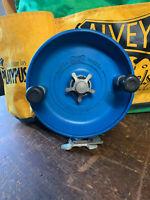 Alvey Model No 650A Fibreglass Fishing Reel, Made in Australia