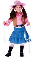 Dress Up America Junior Cowgirl Girls Costume