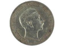 Kaiserreich 5 Mark Silber 1907 Wilhelm II. Deutscher Kaiser König von Preußen