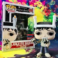 Junji Ito Souichi 2020 NYCC Exclusive Crunchroll Junji Ito Collection Funko POP!