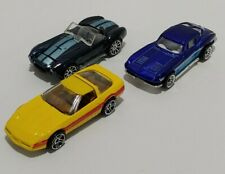 Hot Wheels - 1980 Corvette - Die-Cast - Scale 1:64 - Mattel Inc 1982