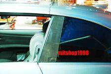BMW E92 Coupe 1x1 Weave Carbon Pillar Panel Covers M3