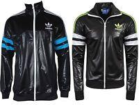 Adidas Originals Mens Classic Retro Chile 62 Tracksuit Top Jacket Black