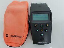 Trimble Ensign GPS Navigation System Scout Master GPS - Model 17319