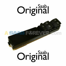 SAAB 9-3 CONVERTIBLE Window Switch FRONT LH DRIVER NO ANTIPINCH NEW OEM 32021992