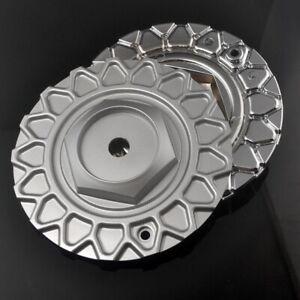 4x 168mm Wheel Center Cap Matt Silver Fit for STR 606 RS #247L169 9155L169 Wheel