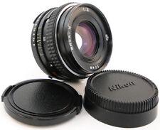 SERVICED ARSAT-N H (Helios-81N) 50mm f/2 USSR Lens Nikon F Mount D610 D500